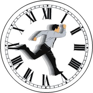 71e3592697e Quando corremos muito atrás do relógio o nosso corpo ativa o Sistema  Nervoso Simpático para conseguirmos darmos conta de lutar contra ele.